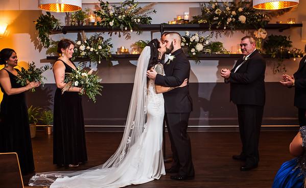 Nicole and Brandon - Ceremony