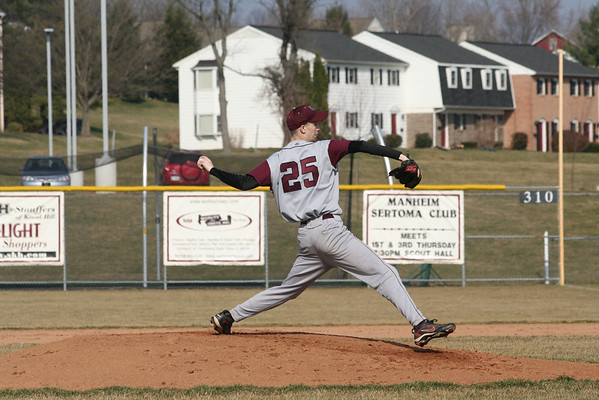 2009 Manheim Central High School Baseball