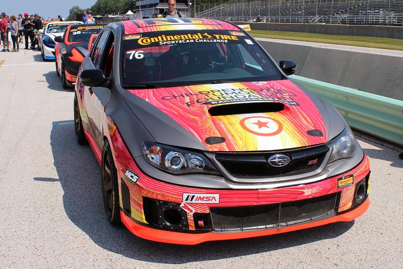 GS  Compass360 Racing Subaru WRX STI