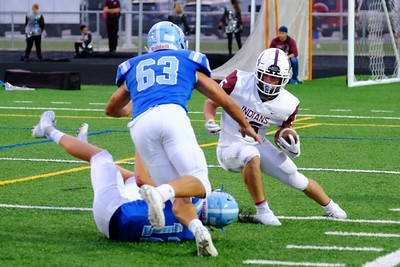Canal Winchester vs Olentangy Berlin 9/6/19