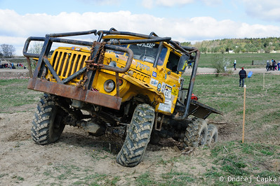 Truck Trial Milovice 04-2015