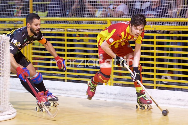 Gara 2: Amatori Wasken Lodi vs Hockey Forte