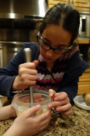 2012 Vika Science Experiment 1