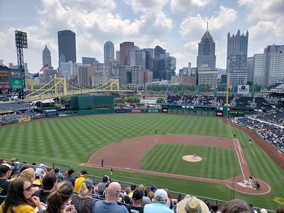 Pittsburgh Pirates July 2018