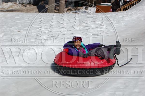 February 22 - Sledding Fun!
