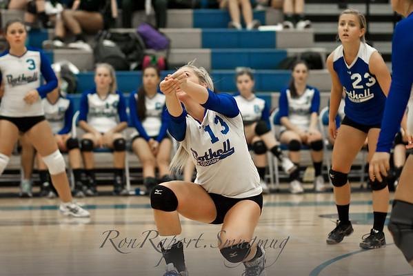 BHS Volleyball JVs v Lynnwood