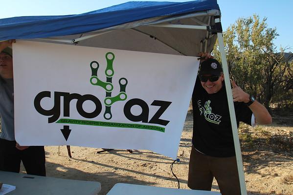 GroAZ SoMo bike event 3-10-2012