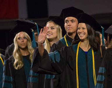 Graduate Degree Ceremony - May 11, 2017