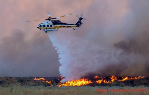 Lake Fire 08-12-2020