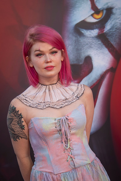 """WESTWOOD, CA - AUGUST 26: Jody Steel attends the Premiere Of Warner Bros. Pictures' """"It Chapter Two"""" at Regency Village Theatre on Monday, August 26, 2019 in Westwood, California. (Photo by Tom Sorensen/Moovieboy Pictures)"""