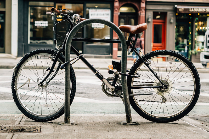 Bike in the village.jpg
