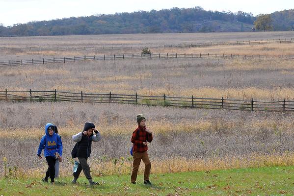 Llanerch 434 Boy Scouts Gettysburg