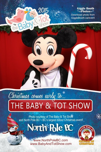 North Pole BC at The Baby and Tot Show 2015