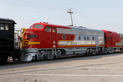 The Dallas RR Museum & the UP BigBoy 11-03/4-07