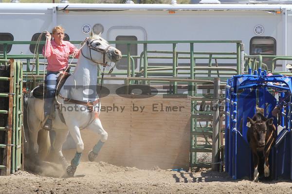 Arlington Jr Rodeo Sunday 05/27/2012 Girls BreakAway