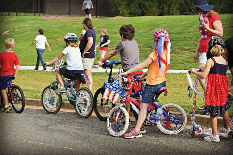 Brookstone 1 HOA 4th of July Parade