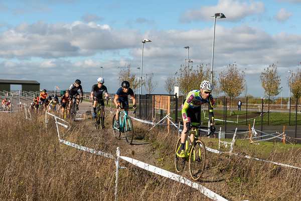 London South East Cyclocross CycloPark 03-11-2019