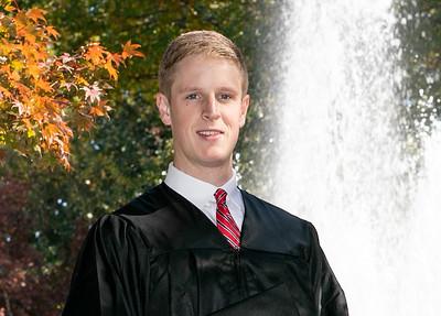 Cameron - UGA Graduation
