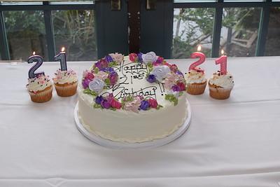 Finally 21 - Rachel and Renee's Birthday