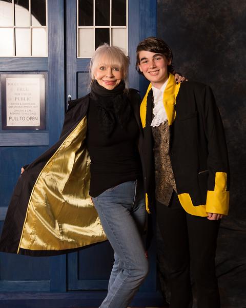Third Doctor Companion Jo Grant: Katy Manning 11am