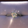 1.32ct Old European Cut Solitaire by Vatche, GIA I VS 21