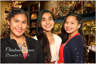 St. Anne's Holiday Dance