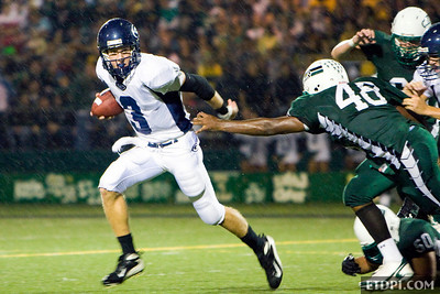 2008.10.03 - Gig Harbor vs Peninsula Football