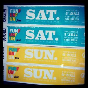 2011.11 Fun Fun Fun Fest 6 - Austin, Texas