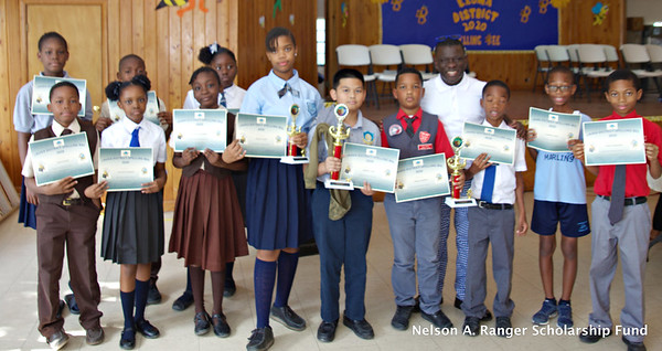 Exuma District of Education Spelling Bee 2020