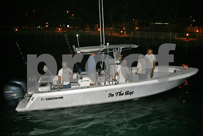2008 ABC/WDS Billfish Challenge - Hillsboro Inlet - Check-Out