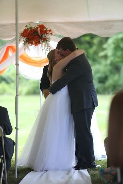 Abby and Ian--Ceremony
