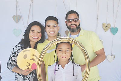 5-9-21 Atlanta Eastgate Church Photo Booth - Mother's Day 2021 - Robot Booth