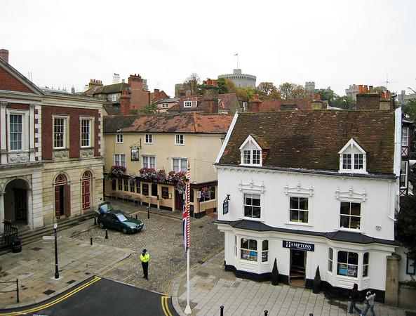 Windsor, October 2007