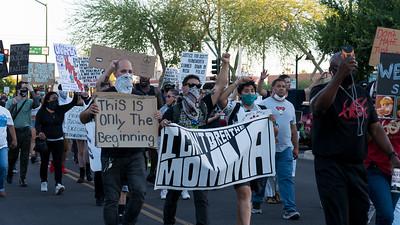 Black Lives Matter Mesa 2020