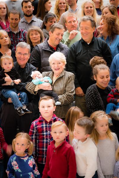 Meidell Family - Utah State Capitol