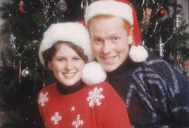 Stephen Sullivan & Cama Petty (Christmas 1999).jpg
