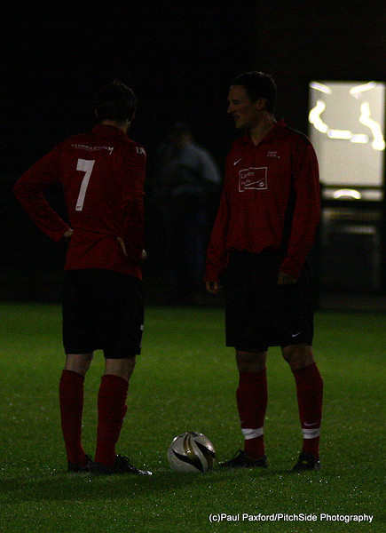 Totton & Eling 1 Bournemouth Poppies 1  Wessex League  26/10/10