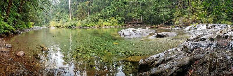 Opal Creek - 2019/09/22