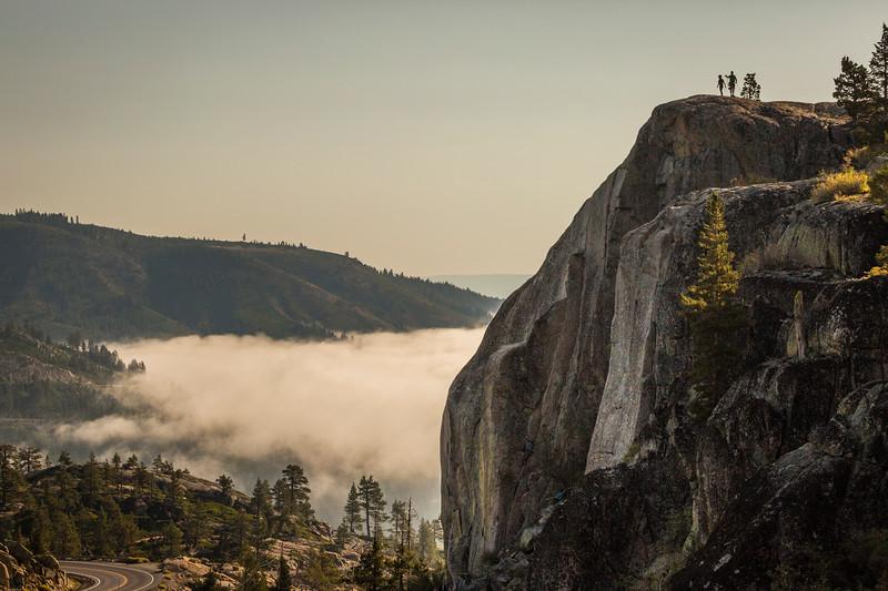 Donner Peak Rock Climbers -1
