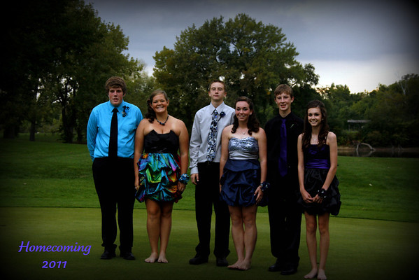 Bryce Soph. Homecoming Dance and Parade