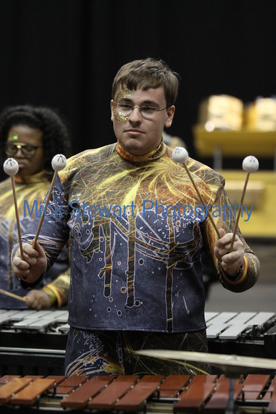 Athens Drive High School Winter Percussion