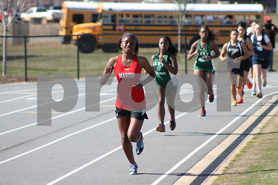 Marion Home Meet