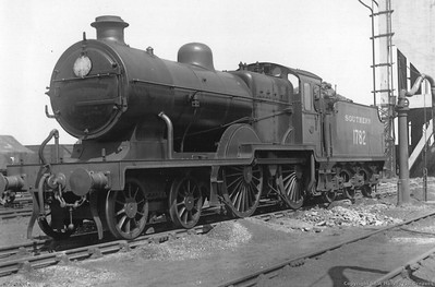 Assorted Maunsell Tender loco designs