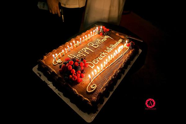 Dereck Whittenburg Birthday Celebration
