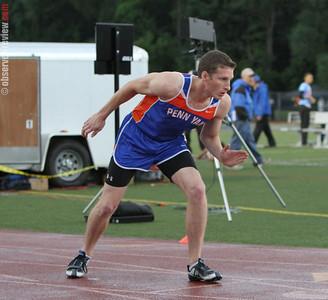 Penn Yan Track State Qualifier 2012