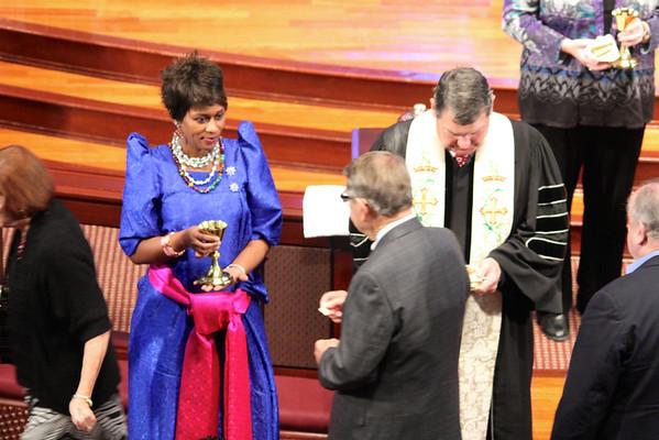 World Communion Sunday, October 5, 2014