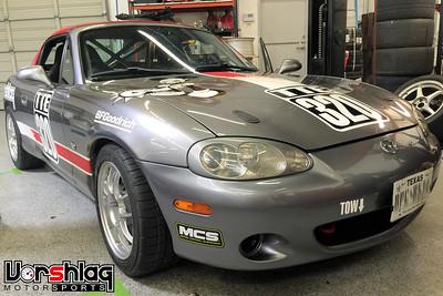 2003 Miata - Chainsaw Mouse