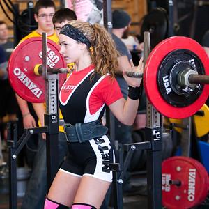 Lindsey - Powerlifting