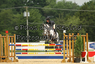 Ring I Wednesday: 1.20m/6yr Old USEF Young Jumper