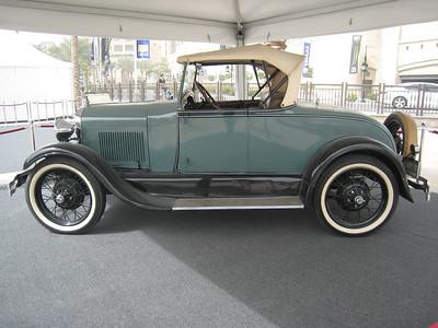 Classic Car Show, Burj Dubai